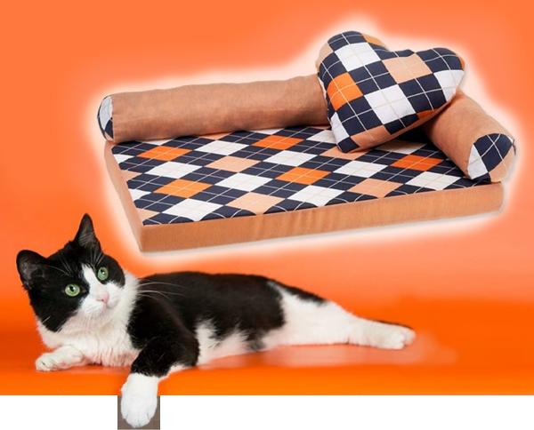 Мягкие места и лежаки для собак и щенков