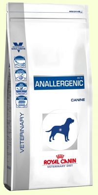 Лечебный корм для собак при аллергии Royal Canin Anallergenic