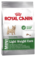 Royal Canin Mini Light Weight Care · Сухой корм для мелких собак склонных к ожирению