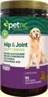 Глюкозамин с МСМ для собак PetNC Natural Care Hip & Joint Mega Max