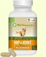 Глюкозамин с МСМ для собак Pet Naturals of Vermont Hip & Joint Extra Strength