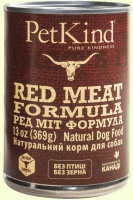 PetKind Red Meat Консерва с говядиной беззерновая для собак