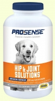 Глюкозамин с МСМ для собак ProSense Advanced Glucosamine Chew Tablets