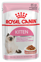 Royal Canin Kitten Instinctive 12 корм для котят - 85 г