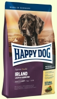 Корм для собак имеющих аллергию Happy Dog Irland Sensible