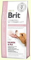 Лечебный корм для собак при пищевой аллергии Brit GF Veterinary Diet Dog Hypoallergenic