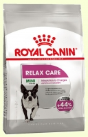 Royal Canin Relax Care Mini Корм для собак малых пород при смене обстановки