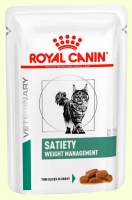 Royal Canin Satiety Weight Management Лечебная консерва для кошек