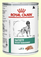 Royal Canin Satiety Weight Management Лечебная консерва для собак