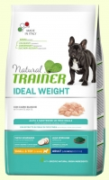 Корм для собак мелких пород склонных к полноте Trainer Natural Ideal Weight